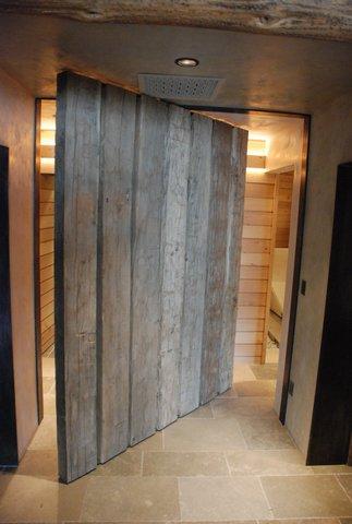 Ordinaire Rustic Door   Center Pivot